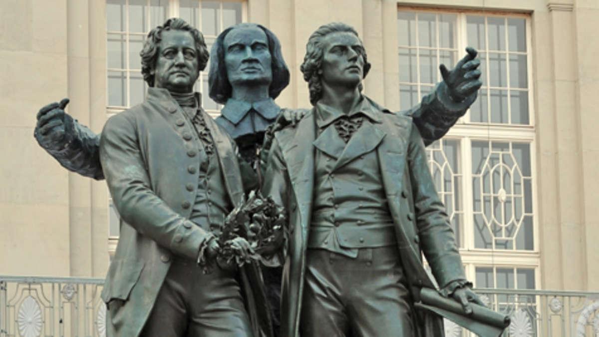 Briefe Von Schiller An Goethe : Briefe aus dem umfeld von franz liszt wurden jetzt
