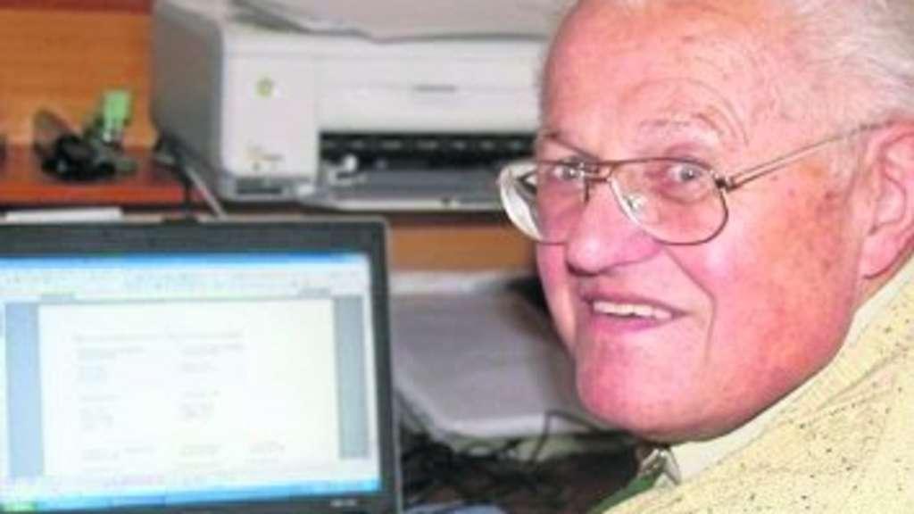 Immer aktiv: <b>Fritz Franke</b> wird heute 75 Jahre alt. Foto: Trautmann - 925476068-284688083_344-3Pa7