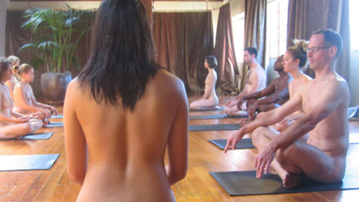 Suggest nackt yoga video Seldom.. possible