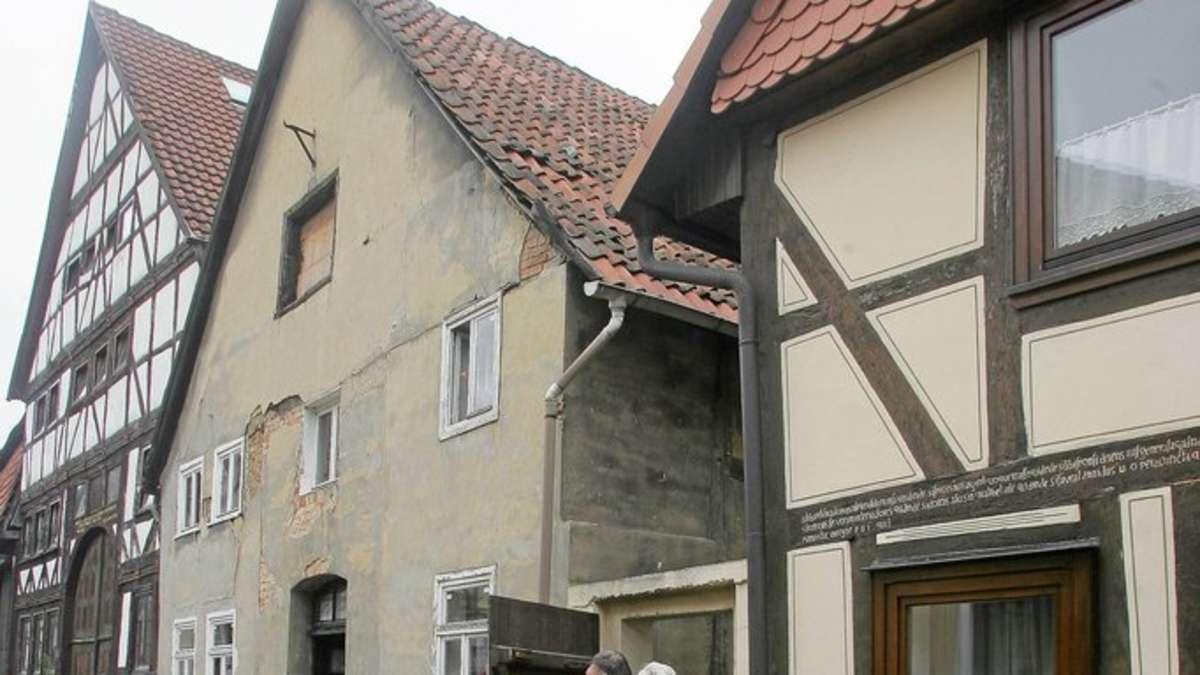 Altes Haus in Grebenstein darf abgerissen werden