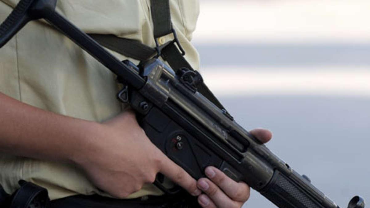 Polizei Verliert Waffe