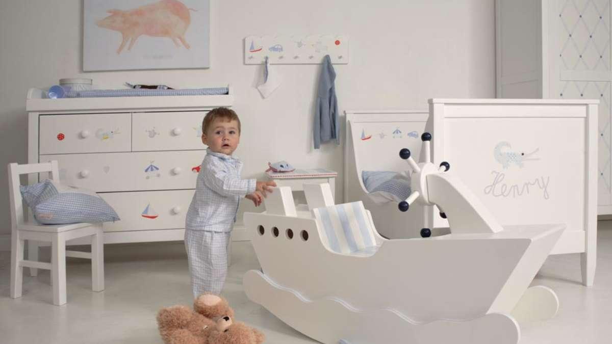 worauf es im kinderzimmer ankommt wohnen. Black Bedroom Furniture Sets. Home Design Ideas