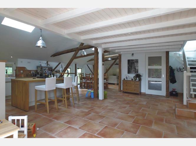 wohnzimmer küche zusammen:wohnzimmer küche zusammen : und Wohnzimmer bilden zusammen einen