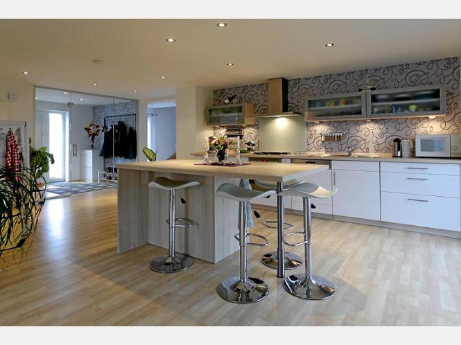 Offenes wohnzimmer kassel : Gelungene Umgestaltung Das Haus ist nach ...