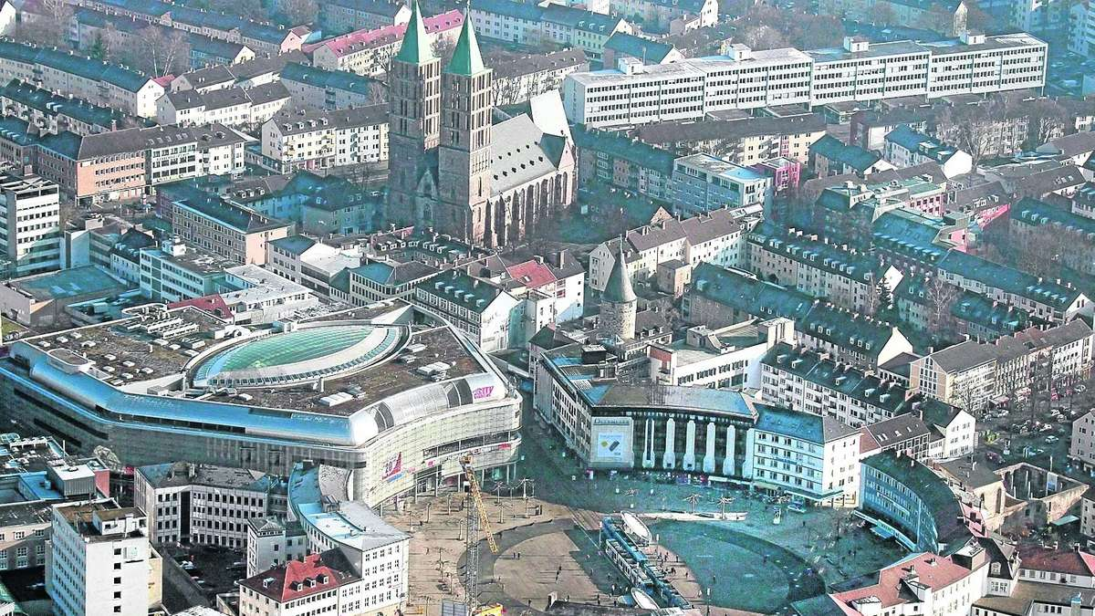 Kassel Zentrum Parken
