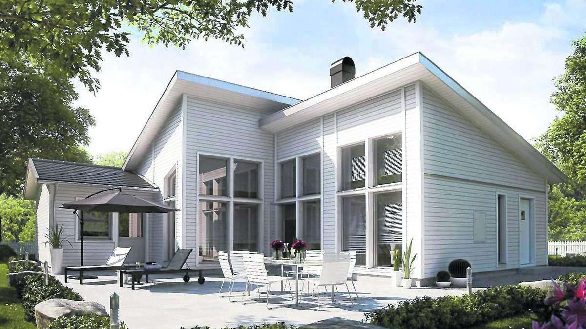 hausbauen auf schwedisch wohnen. Black Bedroom Furniture Sets. Home Design Ideas