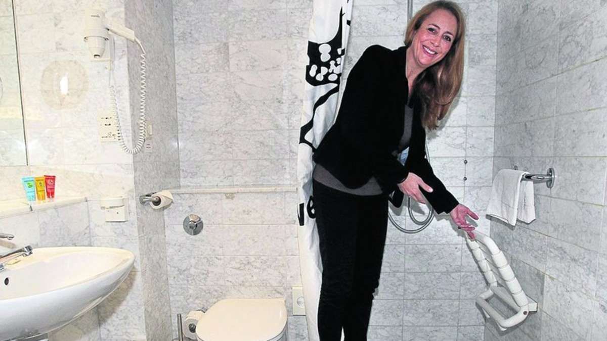 behindertengerechte badezimmer