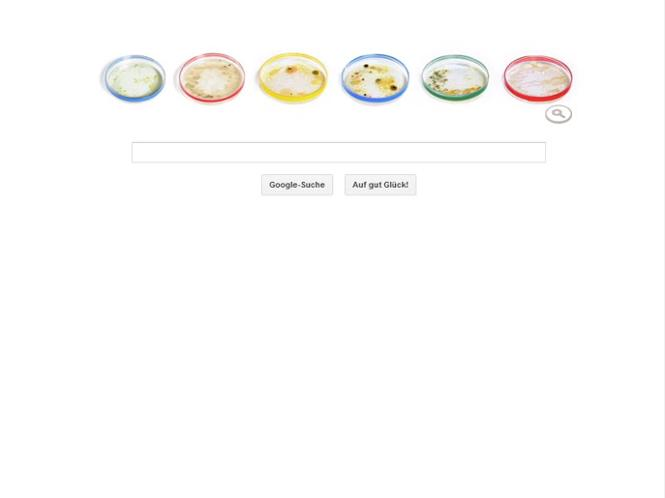 Google doodle das logo als spiegel des tages netzwelt for Google spiegel