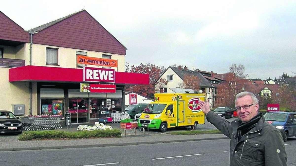 Rewe-Markt geschlossen | Kreis Kassel