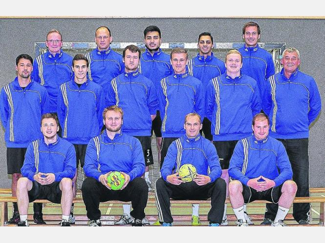 Will auch in der Bezirksoberliga oben mitspielen: Aufsteiger HSG Bad Wildungen/F./B.. Foto:bf