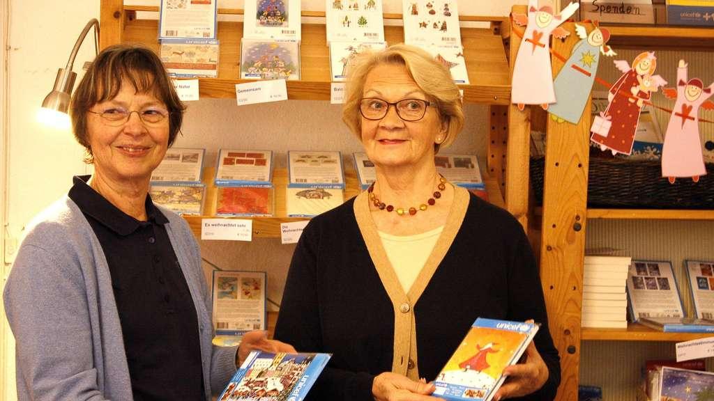 Keine unicef karten im warenhaus g ttingen - Weihnachtskarten unicef ...