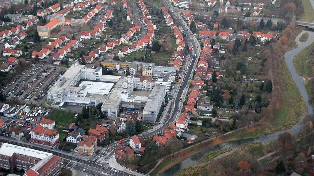 Godehardstraße Göttingen