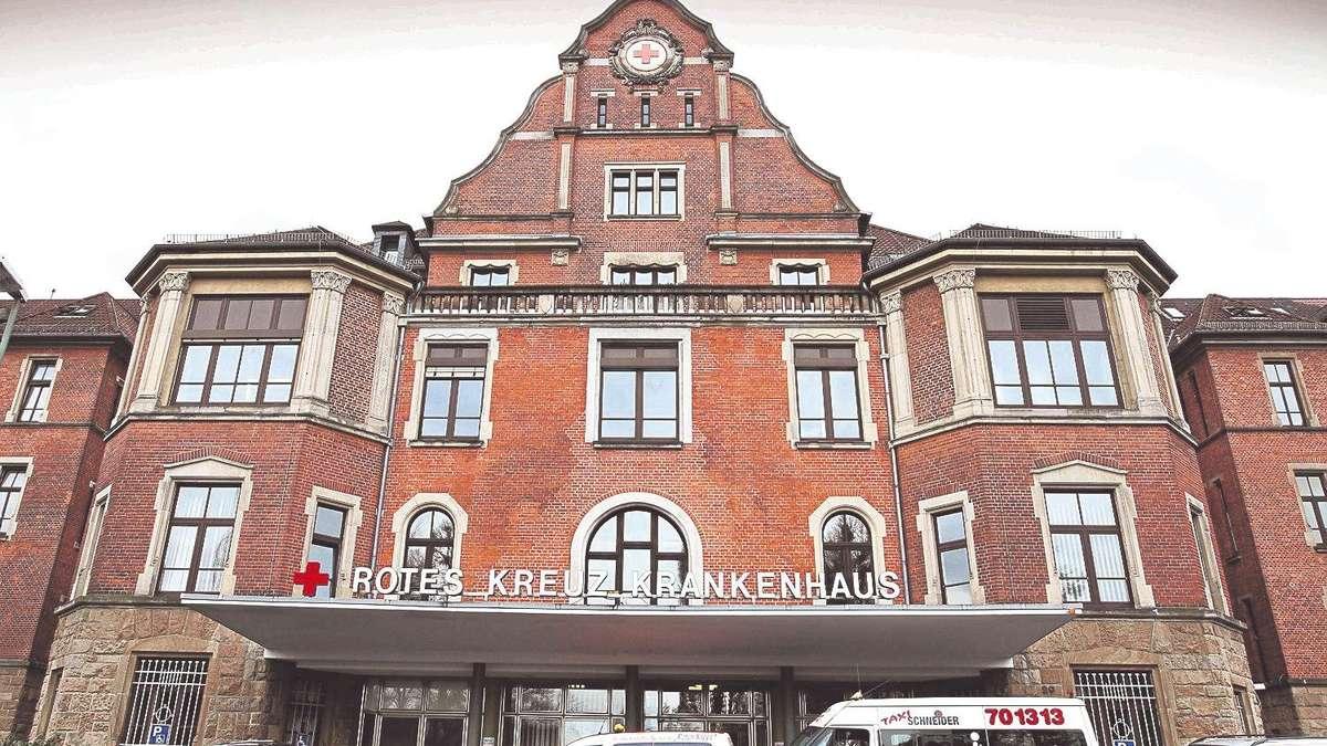 Rot Kreuz Krankenhaus Frankfurt Zoo