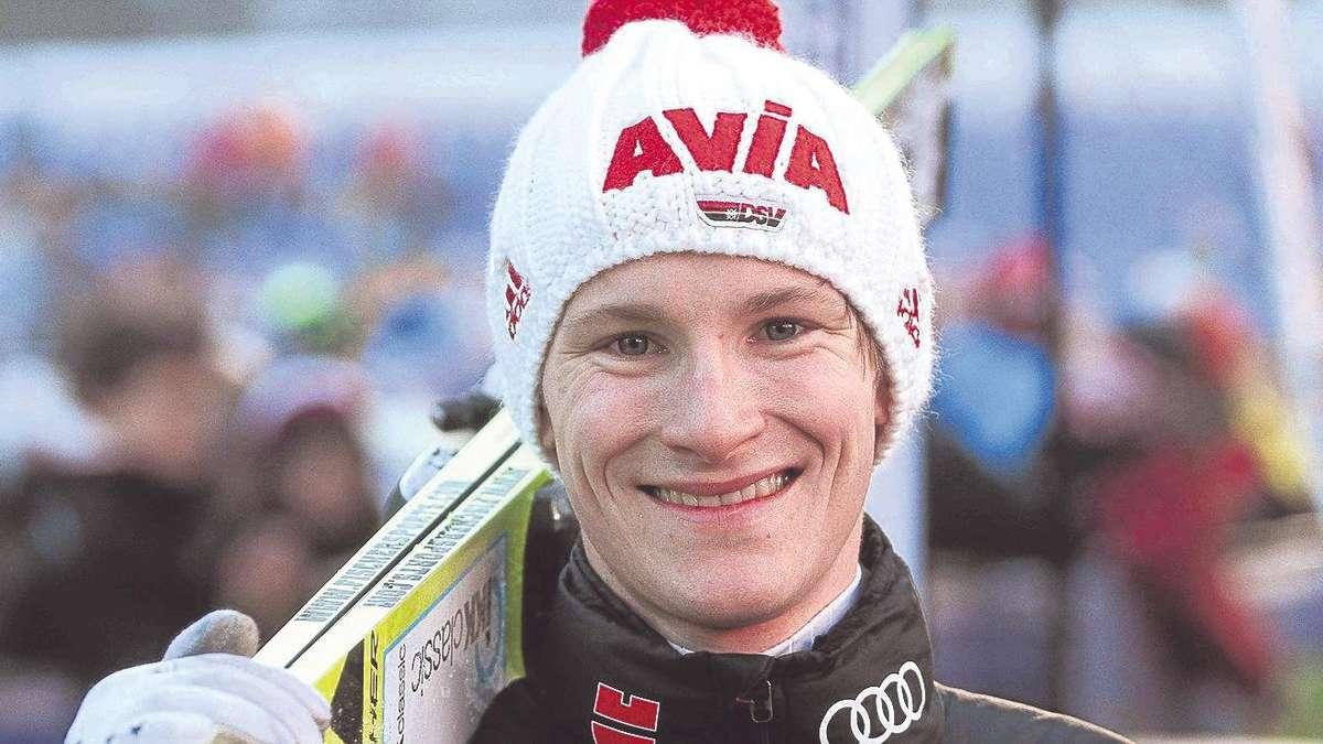 Vom Nordischen Kombinierer zum Skispringer: <b>Marinus Kraus</b>. - 219604787-655561416_344-2Nef
