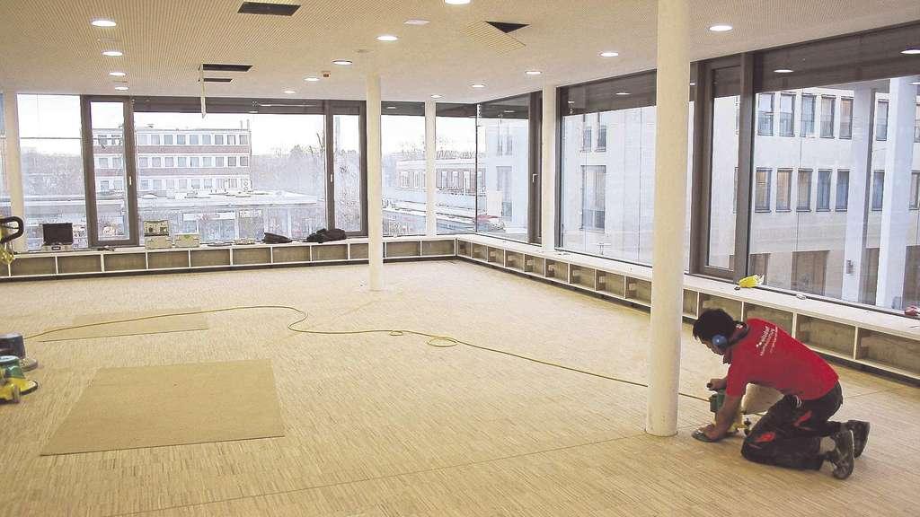 neue b cherei im baunataler rathaus ffnet am samstag kreis kassel. Black Bedroom Furniture Sets. Home Design Ideas