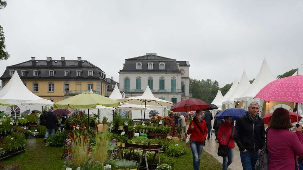 gartenfest im schlosspark wilhelmsthal hofgeismar. Black Bedroom Furniture Sets. Home Design Ideas