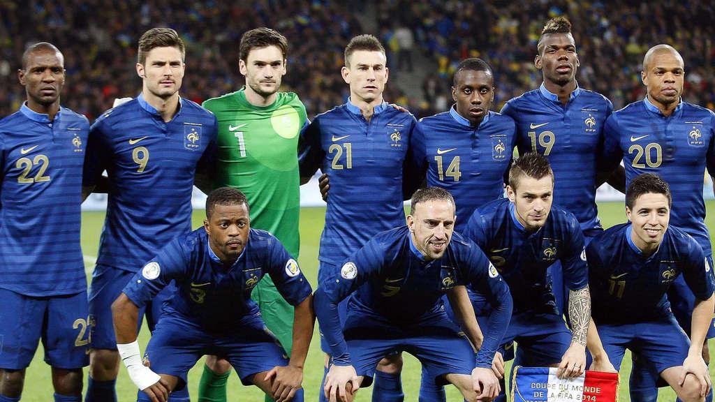 französische fußballnationalmannschaft