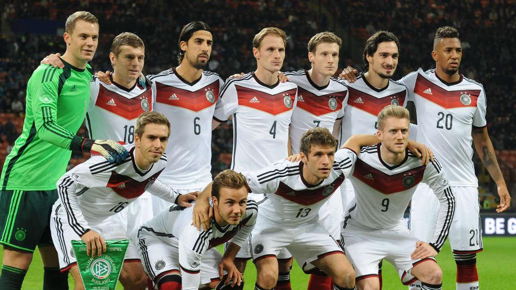 Gruppe Deutschland