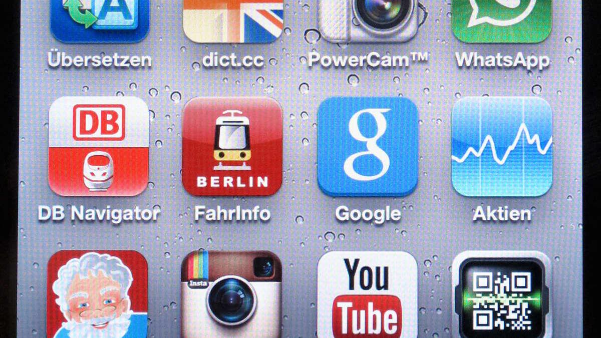 top social media apps im apple app store und bei google play netzwelt. Black Bedroom Furniture Sets. Home Design Ideas
