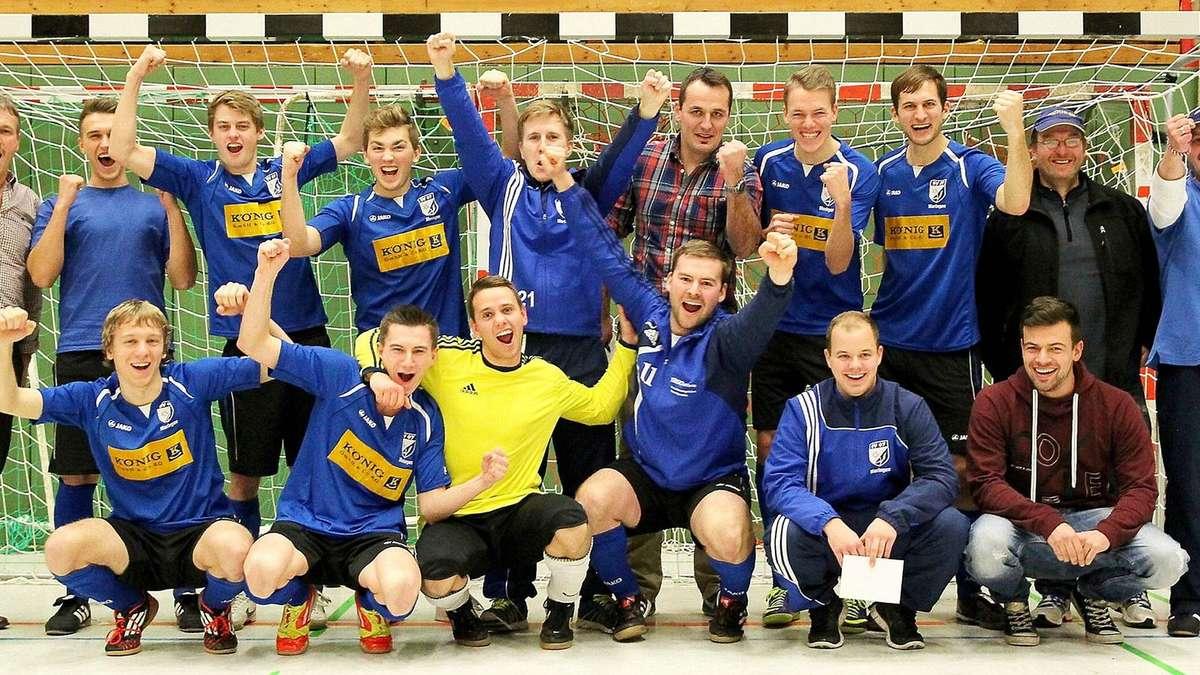 Gilde-Weper-Cup: SV Moringen verteidigt den Titel - HNA.de