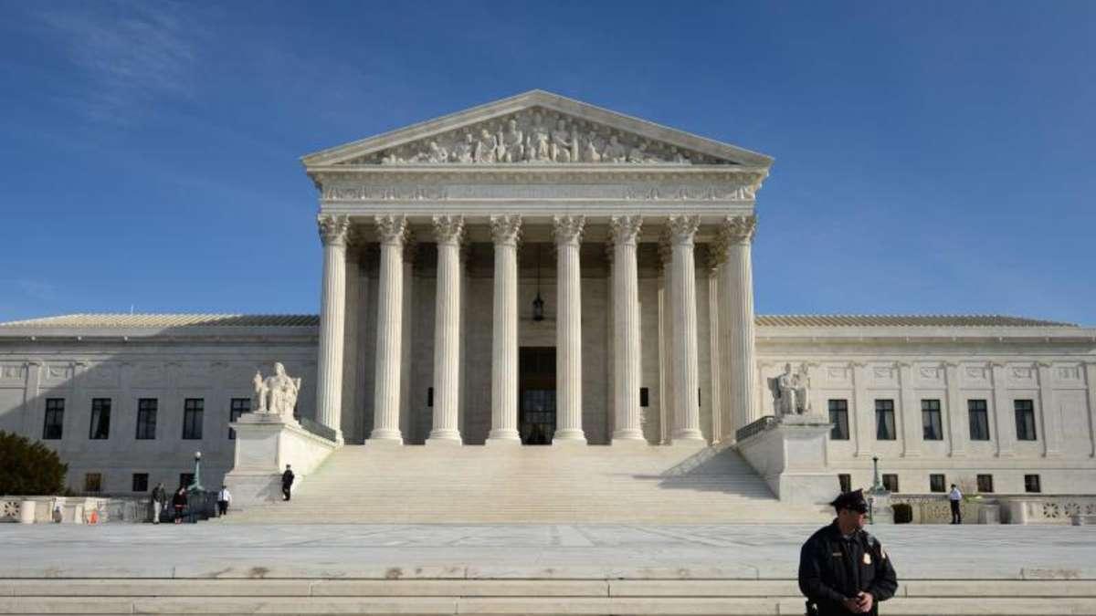 California Supreme Gericht gleichgeschlechtliche Ehe