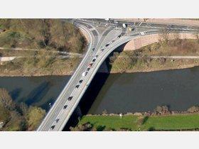 Schäden: Neubau der Großen Weserbrücke in Hann. Münden - HNA.de