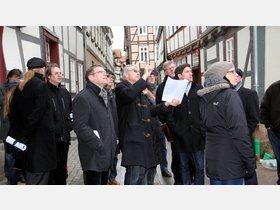Fachwerk-Fünfeck marschiert voraus auf dem Weg zum Weltkulturerbe - HNA.de