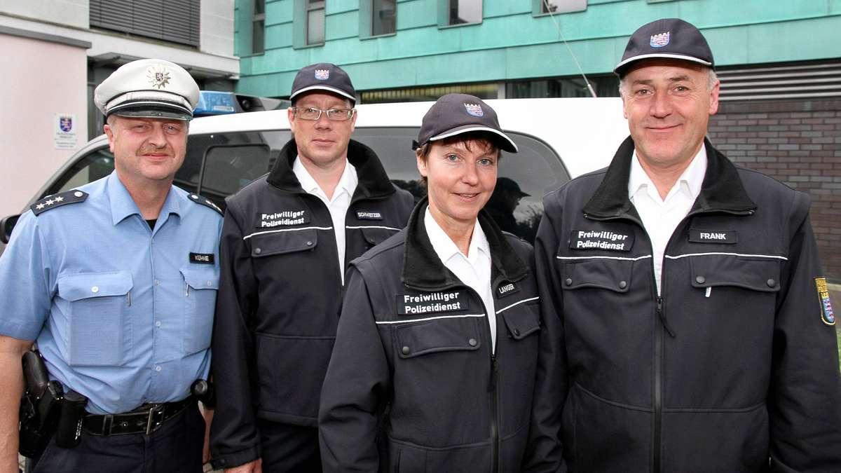 Polizei Baden Württemberg Freiwilliger Polizeidienst