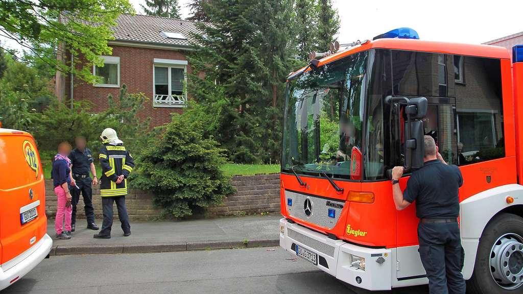 Küchenzeile in Geismar ging in Flammen auf Göttingen