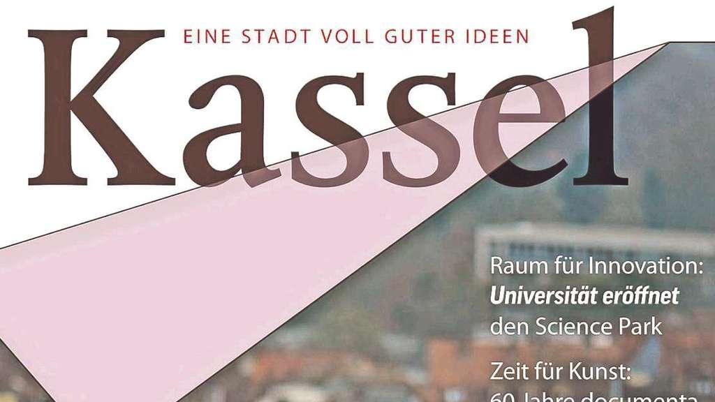 Werbefeldzug zur Imagepflege: Kassel-Magazin an �Zeit�-Leser ...