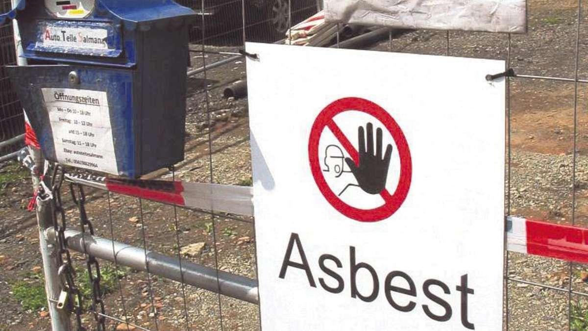 bei gro brand in sandershausen wurde asbest freigesetzt. Black Bedroom Furniture Sets. Home Design Ideas