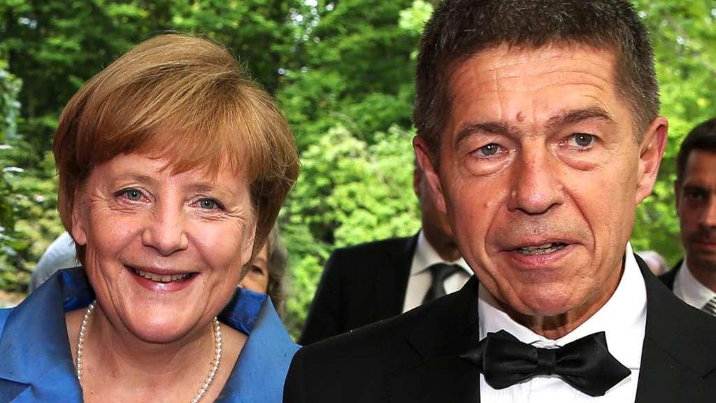 Mann Merkel