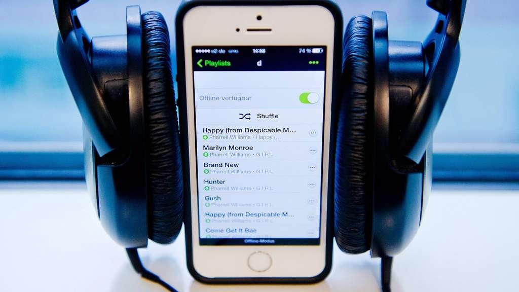 Neues Streaming-Angebot: Auch Apple schwimmt im Strom