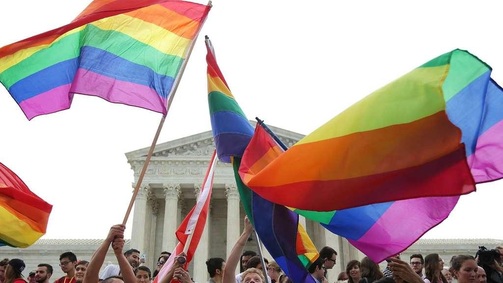 Sollte gleichgeschlechtliche Ehe legalisiert werden