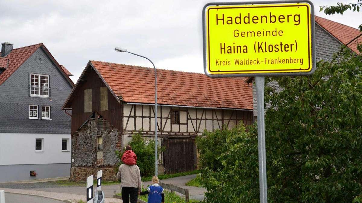 Foto Dorf Huren beobachten
