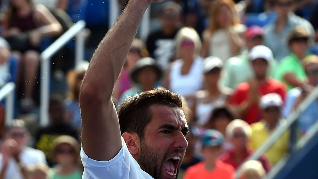 US Open, Marin Cilic