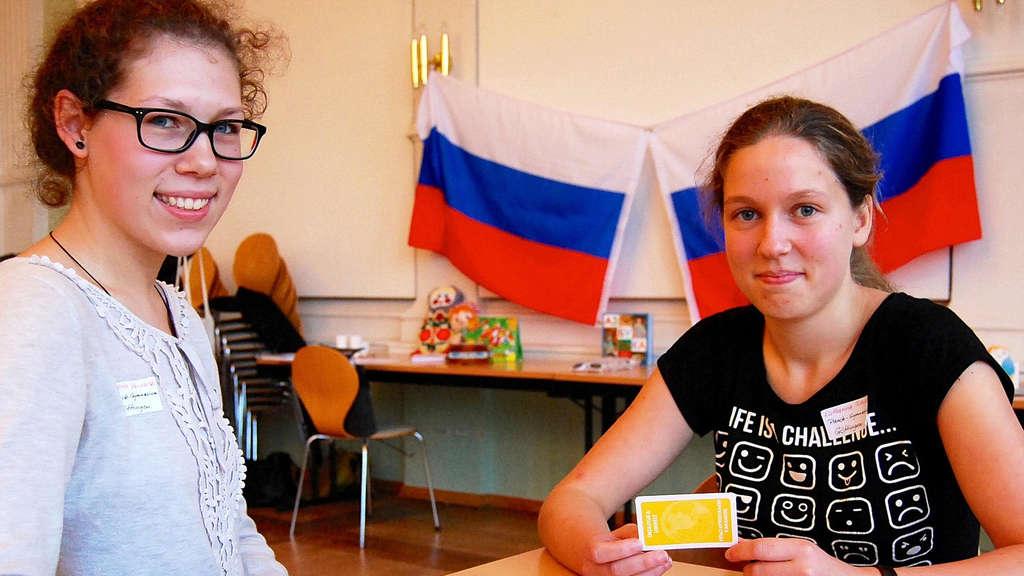 G�ttinger Sch�lerinnen siegten in Russisch-Regionalrunde | G�ttingen