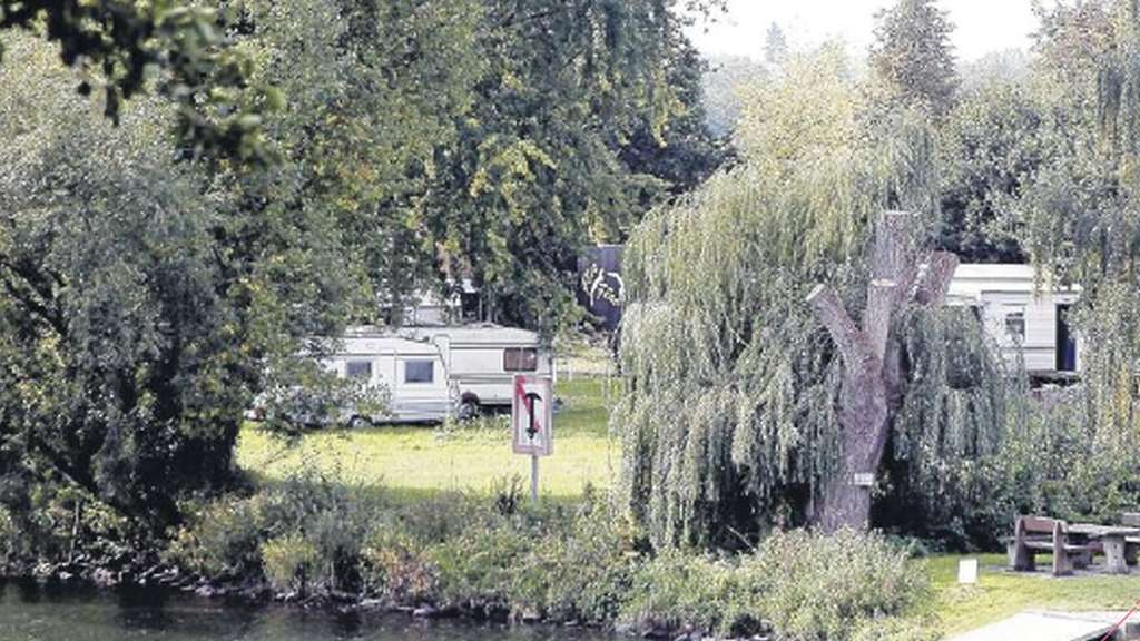 Auch 2016 kein Camping in Kassel