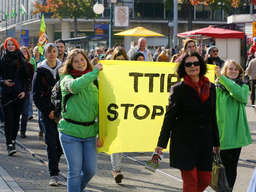Fotos: Demonstration in Kassel gegen TTIP