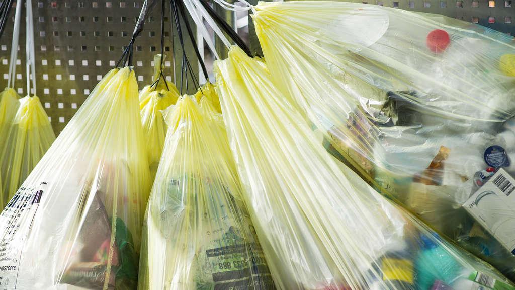 Immer mehr Verpackungen: 17,1 Millionen Tonnen Verpackungsmüll kommen pro Jahr in Deutschland zusammen.