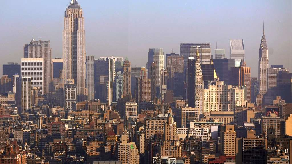 New York, Skyline