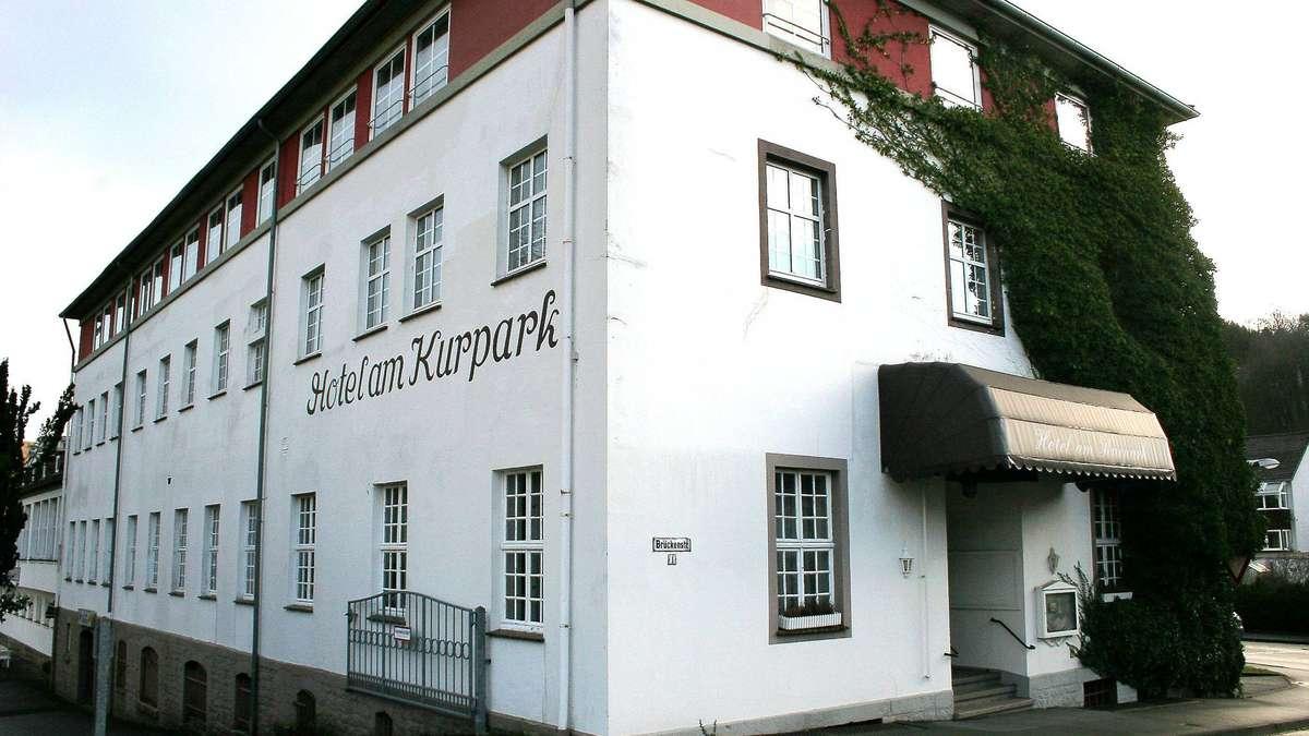 bad karlshafen fl chtlinge ziehen ins hotel am kurpark. Black Bedroom Furniture Sets. Home Design Ideas