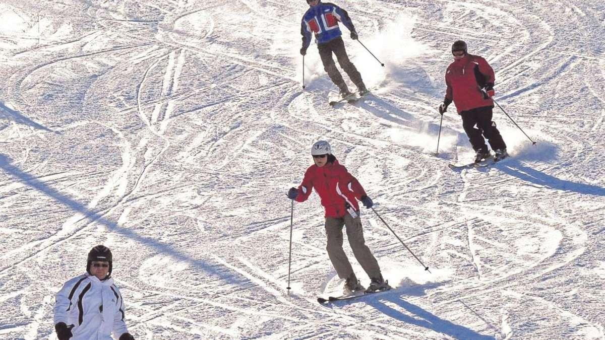 Gute Kontakte im SchneeSki-Klassenfahrten sind besonders hilfreich ...