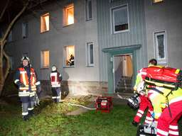 Fotos: Brand in Hann. Münden