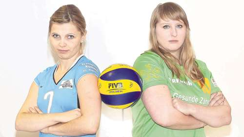 Kassel-Derby in Volleyball-Regionalliga: TV Jahn Kassel - TG Wehlheiden