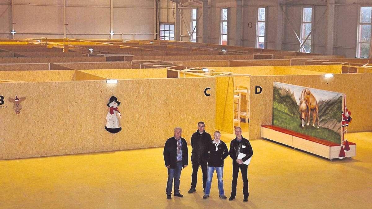 ehemaliges lalelu abenteuerland in korbach bietet platz f r asylbewerber korbach. Black Bedroom Furniture Sets. Home Design Ideas