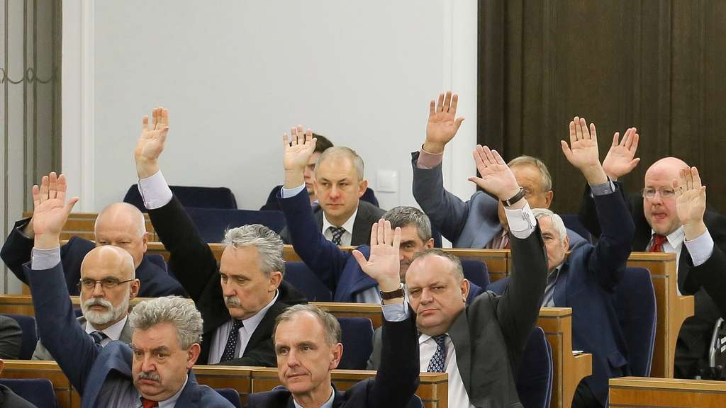 Polen, Parlament, Medienreform