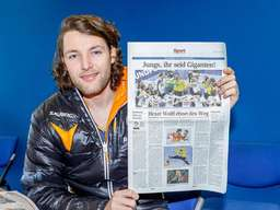 Handball-Europameister Sellin im Interview