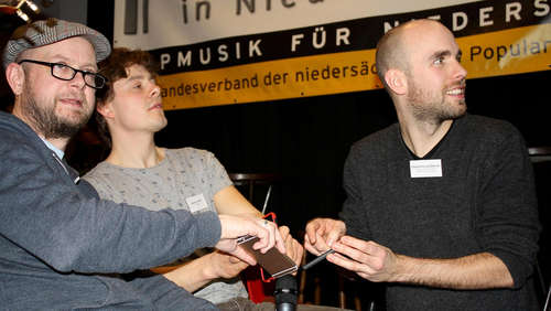 Popmeeting in Göttingen: Speed-Dating unter Musikern