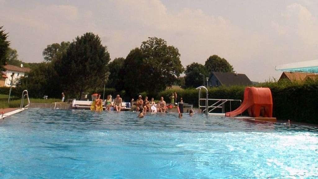 Schwimmbad Wolfhagen